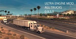 kenworth vs peterbilt ultra engine mod 3200 hp forats american truck simulator mod