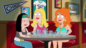 american dad kathy griffin american dad wikia fandom powered by wikia