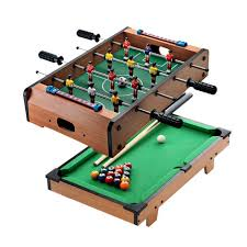 pool table combo set two play toy table combo sets mini air hockey table table football