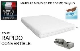 matelas canape lit matelas pour canape lit