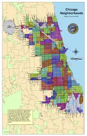 Bucktown Chicago Map by 9 Maps To Help You Be A Better Chicagoan