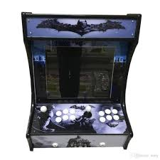 Desk Game by 19 Inch Lcd Desk Arcade Game Machine With Game 680 In 1 Jamma