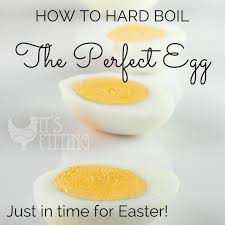 How Long Can Hard Boiled Eggs Sit At Room Temperature - how to boil an egg the right way