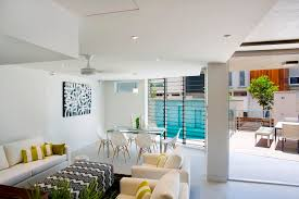 Comfortable Indoor Temperature Living And Dining Rooms Hawaii
