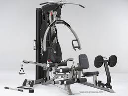 York Multi Function Bench Elite Strength Training System Home Gym Bodycraft