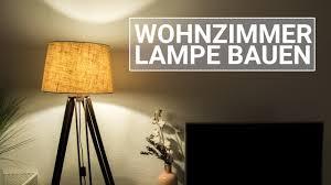 Wohnzimmerlampe Selber Bauen Diy Wohnzimmer Lampe Bauen Youtube