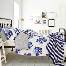 bonnie blue floral bedding butterfly floral by joules at bedeck 1951