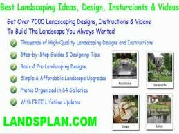 landscaping ideas for front yard corner lot youtube