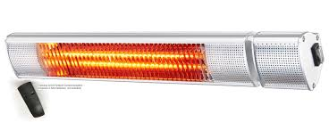 Electric Patio Heaters Solaira Aura Mw1500w Outdoor Electric Heater
