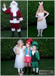 Easter Bunny Halloween Costume Family Halloween Costume Idea