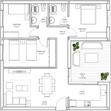 Square House Floor Plans Floor Plans 60 Square Meter Homes Home Design And Furniture Ideas
