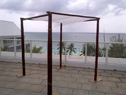 Bamboo Chuppah Chuppa Fruitwood Bamboo Frame Only Rentals Grand Cayman Cayman
