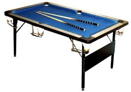 Folding Pool Table 8ft Pot Black Eight Ball Fold Away Pool Table Buy In Willetton