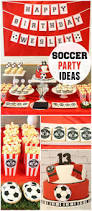 97 best soccer party ideas images on pinterest birthday party