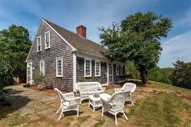 Cape Cod Farmhouse On The Market A Historic Home On Cape Cod National Seashore