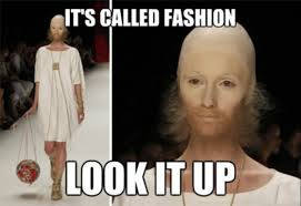Model Meme - funny meme it s called fashion look it up image