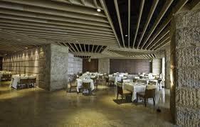 Restaurant Interior Design by Slate Restaurant Design Slate Wood Grilled Cuisine And Open Air