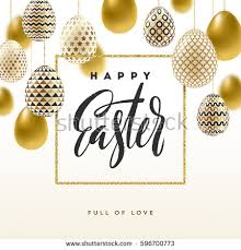 Decorating Easter Eggs Gold by Easter Stock Images Royalty Free Images U0026 Vectors Shutterstock