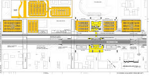 Train Station Floor Plan by Fresno Bakersfield Station Plans Systemic Failure