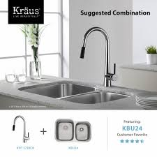 Single Handle Kitchen Faucet by Kitchen Faucet Kraususa Com