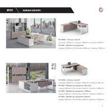 catalogue mobilier de bureau catalogue mobilier professionnel 2015 2016 myst international
