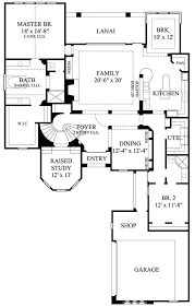 Florida Floor Plans Florida Style Homes Blend Elegance Contemporary Chic And Comfort