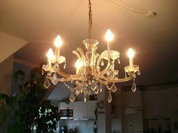 Cleaning Chandelier Crystals How To Clean A Chandelier With Crystals U2013 Eimat Co