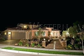 Landscape Lighting Supply San Diego Landscape Lighting Western Walls San Diego Landscape