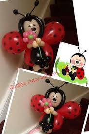 ladybug balloon centerpieces we can fit any budget for any size