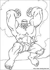 hulk coloring book asoboo