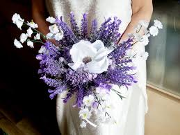lavender bouquet beautiful and amazing lavender bridal bouquet collection for