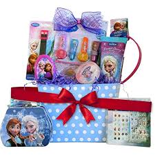 children s easter basket ideas easter gift basket idea with 10 frozen themed items