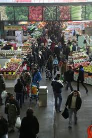 the food stalls in winter picture of jean talon market montreal