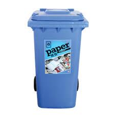 Waste Paper Bins Recycling Bin Mgb240 Gaviton Events