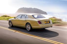 custom bentley mulsanne 2017 bentley mulsanne review autoevolution