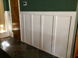 Diy Wood Panel Wall by Decor Wainscoting Panels Wood Wainscot Panels Wall