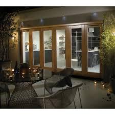 Oak Patio Doors Jeld Wen 4200mm Canberra Oak Folding Patio Doors Doorsdirect2u