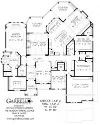 english country home plans floor plan the meadow spring manor house plan house plans by