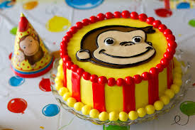 curious george cake topper top ten curious george cake ideas birthday express