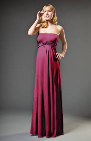 pretty look of maternity maxi dresses for pregnant women wedding