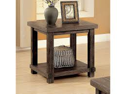dark walnut end table mara dark walnut end table shop for affordable home furniture