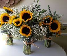 Sunflower Wedding Decorations 25 Creative Floral Designs With Sunflowers Centerpieces