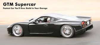kit cars to build build your own car roadster rod supercar factory five