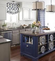 gray kitchen cabinets blue island blue island ahhhhh pretty kitchen inspirations