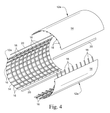 patent us7967250 hybrid aircraft fuselage structural components