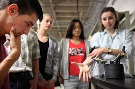 Oshman Engineering Design Kitchen Rice Students Give Utees A Helping Houston Chronicle