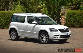 skoda yeti 2018 2015 skoda yeti ambition 90tsi review video performancedrive