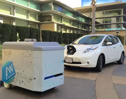 nissan leaf charging points siemens teams with freewire for mobi charger deployment