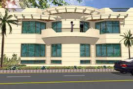 3d Home Decorator House After Completion With Its 3d Design Kerala Home Style Single