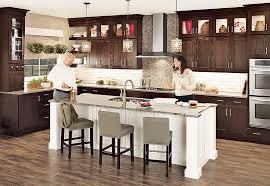 building an island in your kitchen buying an island merillat